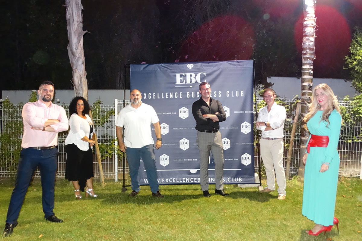 EBC celebró su tradicional cena Summer Party 2020